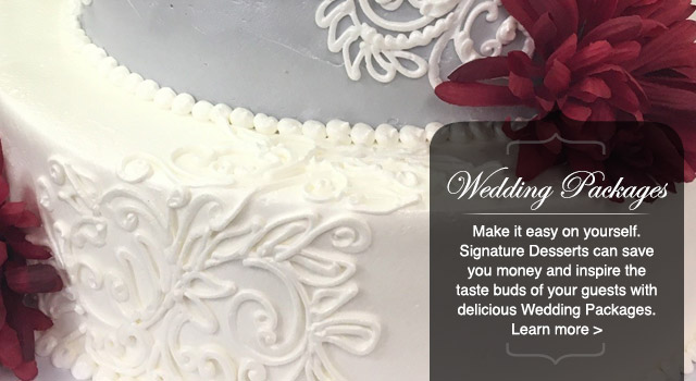 Pittsburgh bakery wedding cakes signature desserts 412 882 9960 solutioingenieria Image collections