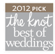 The Knot Best of Weddings 2012